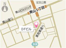 エクセレンス青山アクセス地図